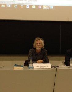 Peter Humphreys hablándonos en español del sistema de #tvautonomicas en #cicom30tv !un lujo!