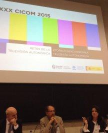 estar en todos los sitios, redes y pantallas, es el futuro Vega @lab_rtvees Medina @@crtvg #cicom30tv autonómicas