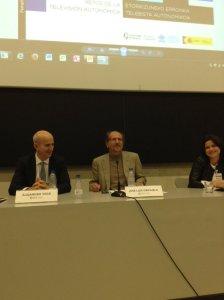 @jlori en #cicom30tv Vega,@antoniomanfredi y Medina !por fin grandes instituciones convencidas de lo digital
