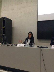 Esther Medina @crtvg en #cicom30tv las autonómicas deben reinventarse digitalmente